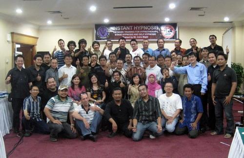 Pelatihan Hipnoterapi di Jakarta