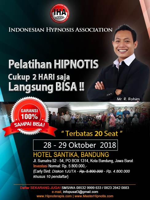 pelatihan-hipnotis-hipnoterapi-bandung-jawa-barat-master-rohim-IHA-indonesian-hypnosis-association