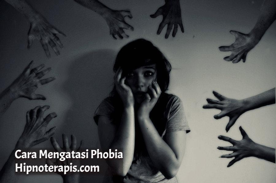 cara mengatasi phobia dengan hipnoterapi