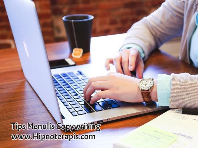 tips menulis copywriting