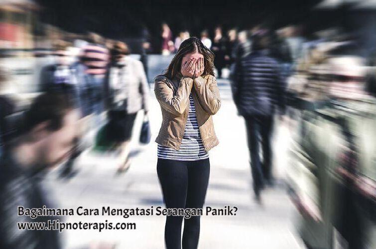 bagaimana cara mengatasi serangan panik