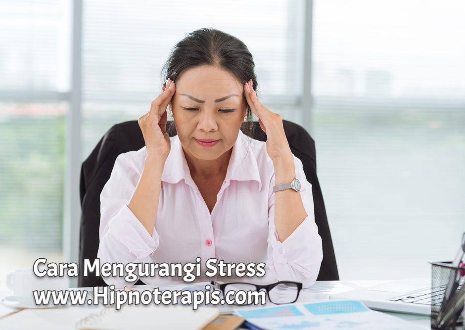 cara mengurangi stress